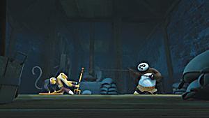Kung Fu Panda Legenden Mit Fell Und Fu Stream