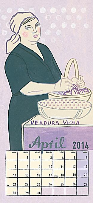 La cucina verde 2014 - Kalender günstig bei Weltbild.ch bestellen