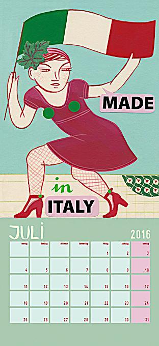 La cucina verde 2016 - Kalender günstig bei Weltbild.de bestellen