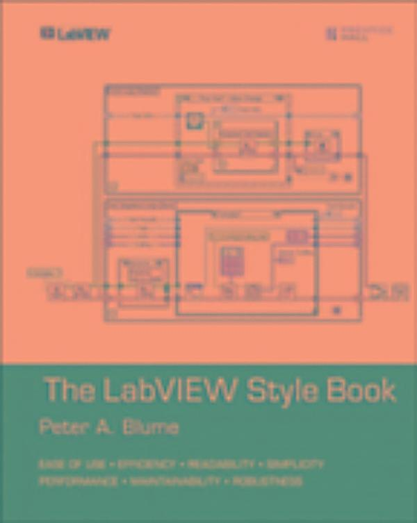 labview style book ebook jetzt bei als download. Black Bedroom Furniture Sets. Home Design Ideas