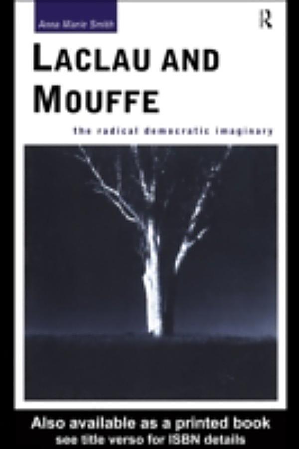 Laclau and mouffe the radical democratic imaginary pdf printer