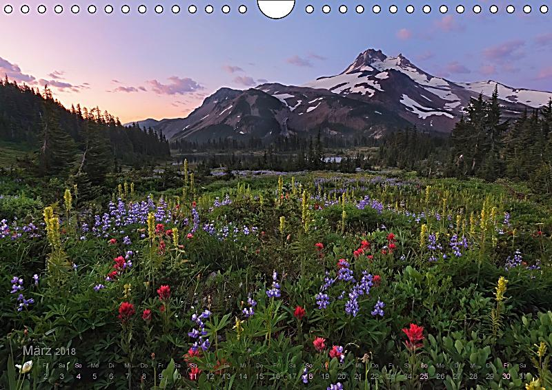 land im licht berge und k sten in oregon und washington von jeremy cram wandkalender 2018. Black Bedroom Furniture Sets. Home Design Ideas