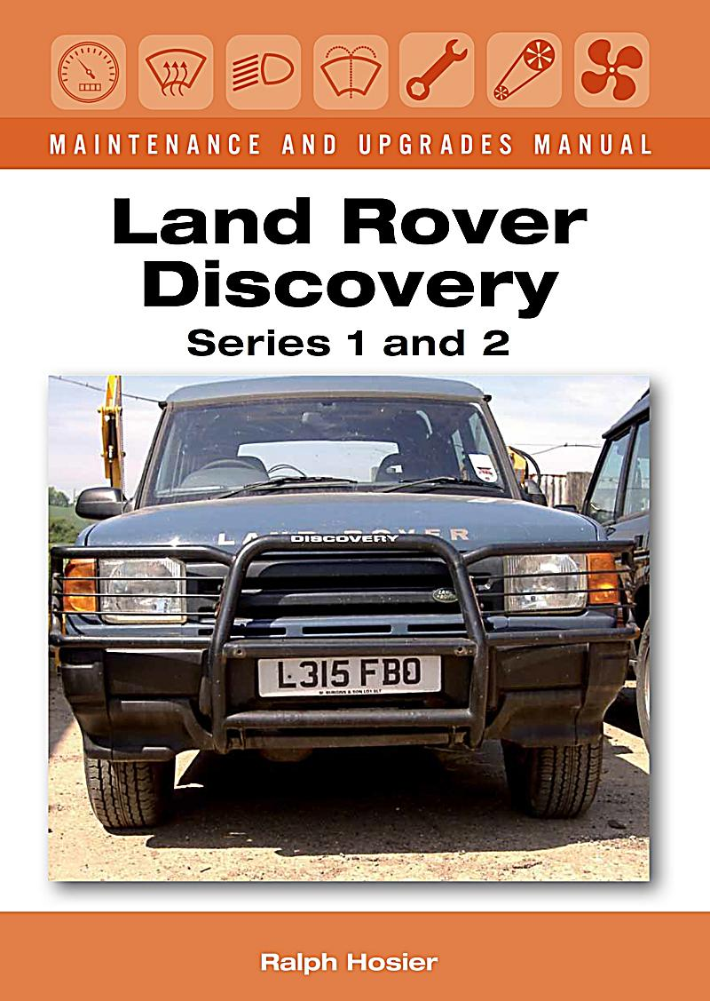 land rover discovery owners manual