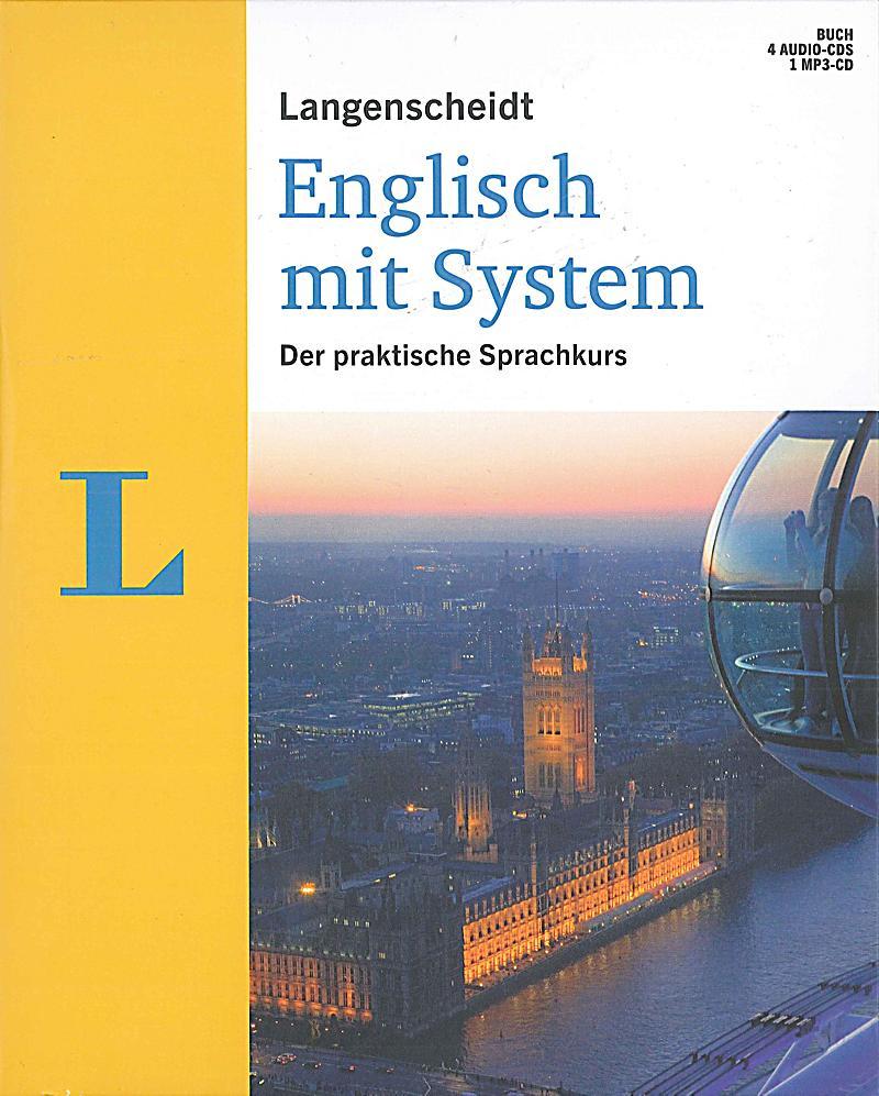 Langenscheidt Englisch mit System, m. 4 Audio-CDs u. 1 MP3-CD