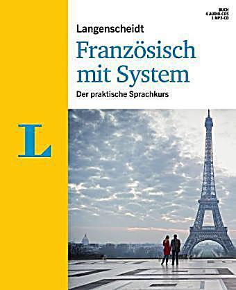 Langenscheidt Französisch mit System, m. 4 Audio-CDs u. 1 MP3-CD - Micheline Funke, Braco Lukenic,