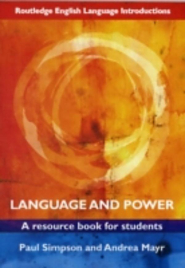language and power fairclough pdf