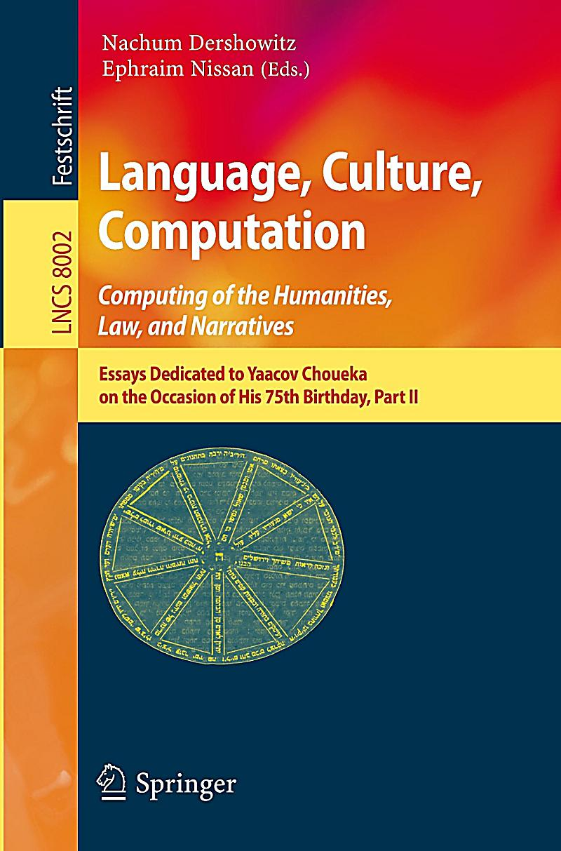 language and culture The aim of the international journal of language and culture (ijolc) is to  disseminate cutting-edge research that explores the interrelationship between.