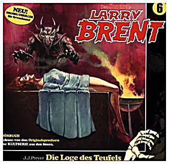 larry brent die loge des teufels 2 audio cd h rbuch. Black Bedroom Furniture Sets. Home Design Ideas