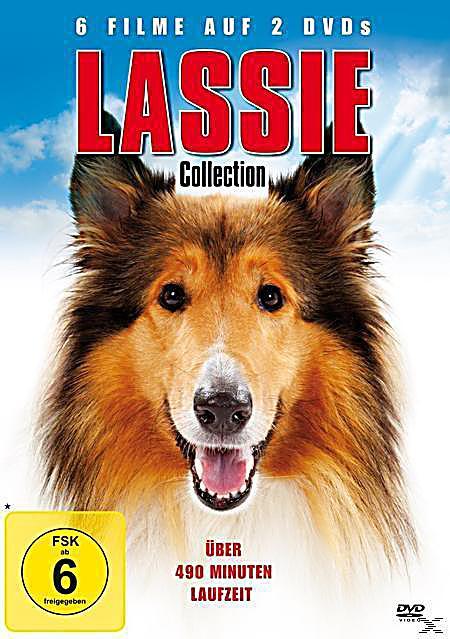 lassie collection dvd jetzt bei online bestellen. Black Bedroom Furniture Sets. Home Design Ideas