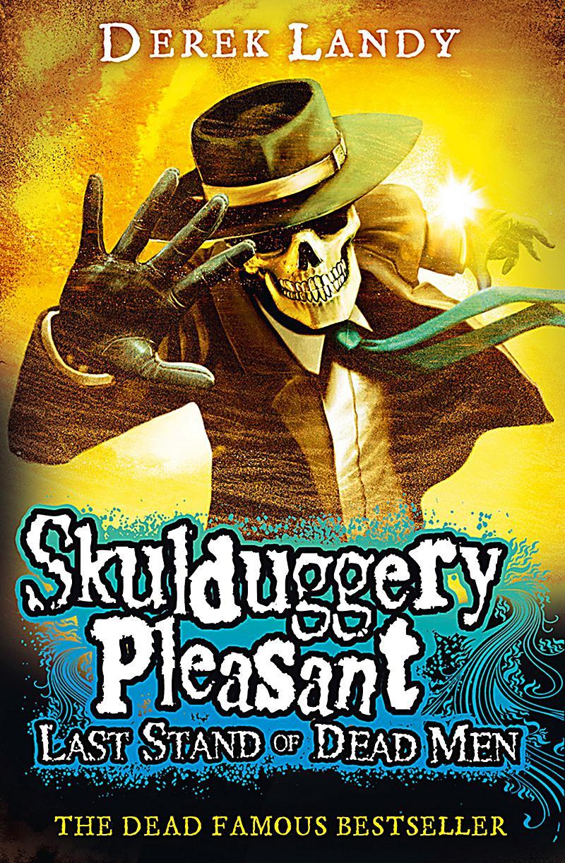 skulduggery pleasant book 8 review
