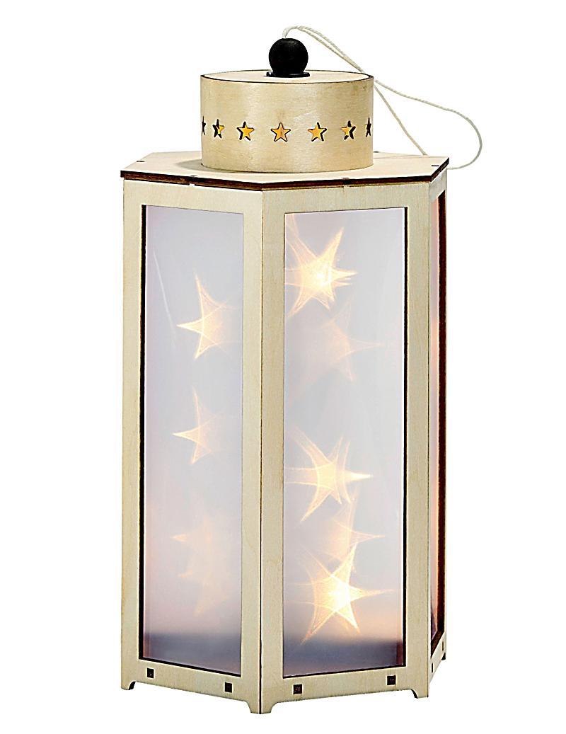 laterne mit hologramm licht jetzt bei bestellen. Black Bedroom Furniture Sets. Home Design Ideas