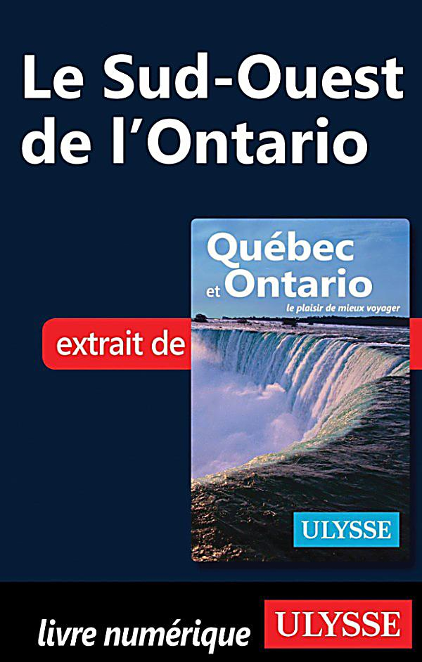 le sud ouest de l 39 ontario ebook jetzt bei. Black Bedroom Furniture Sets. Home Design Ideas
