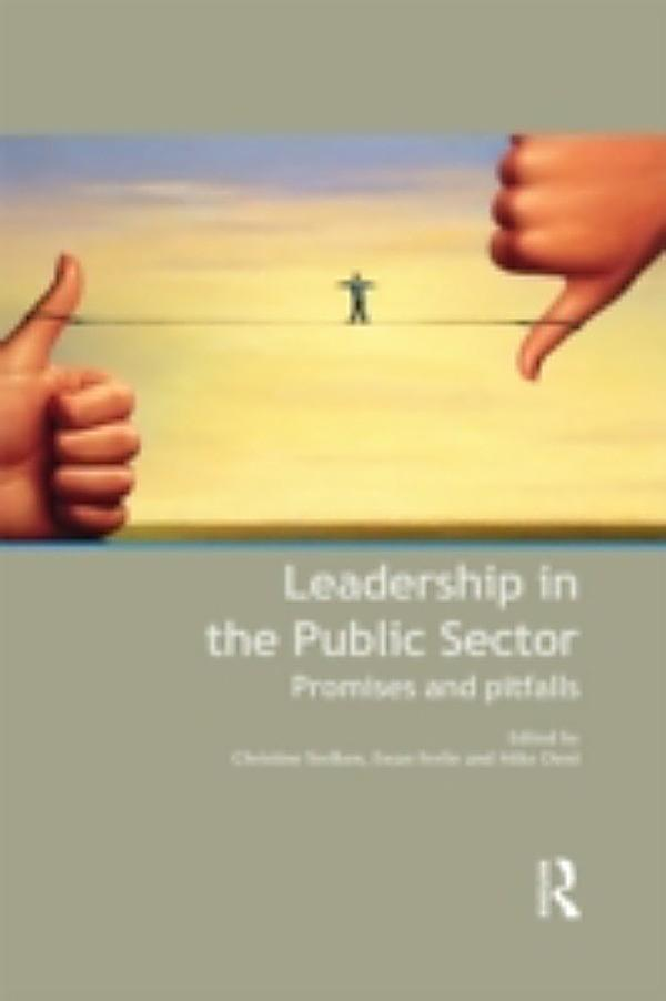 What makes a great public sector leader?