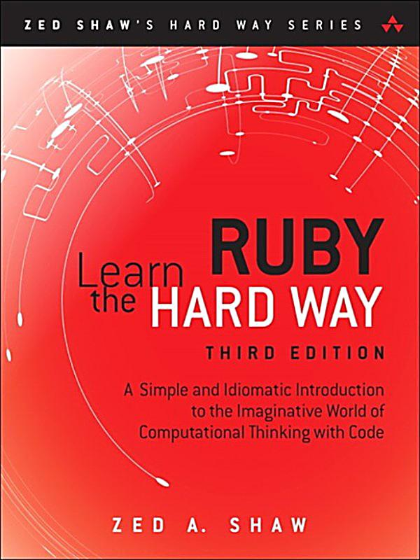 Learn Ruby The Hard Way Rapidshare