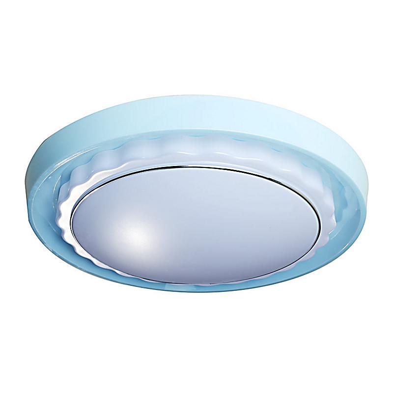 LED Deckenlampe Farbe: weiß, blau jetzt bei Weltbild.de bestellen