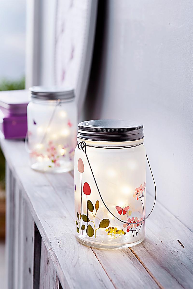 LED-Dekoglas Blumenwiese jetzt bei Weltbild.de bestellen