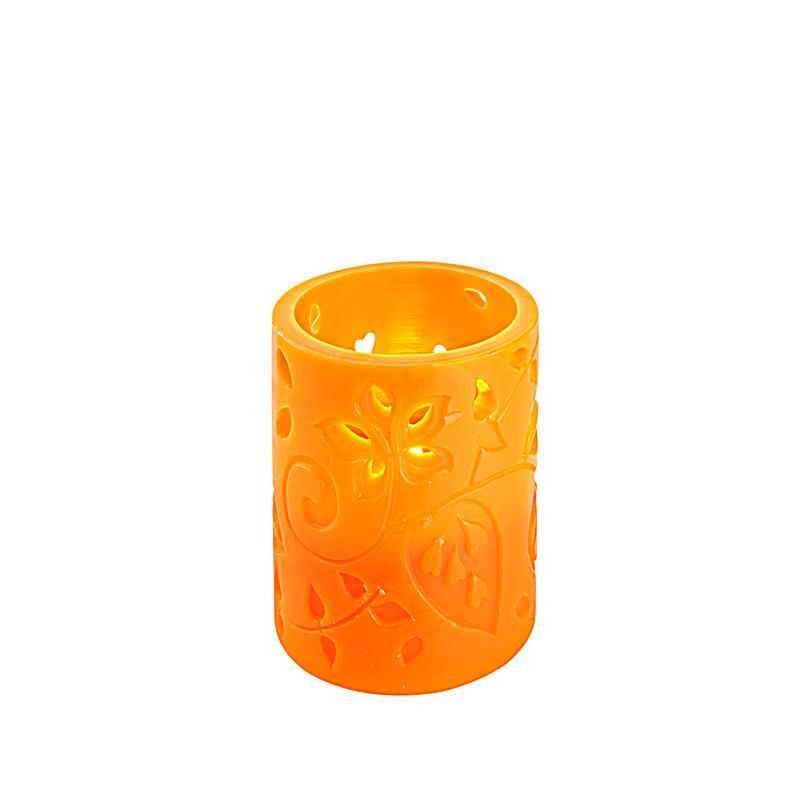 LED-Kerze Orange Dream, 10 cm jetzt bei Weltbild.de bestellen