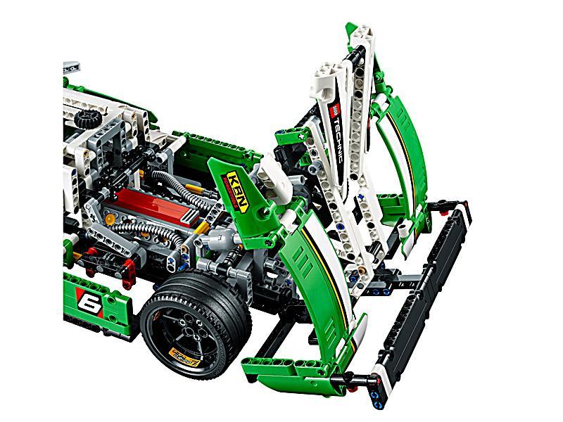 lego 42039 technic langstrecken rennwagen. Black Bedroom Furniture Sets. Home Design Ideas