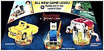 lego dimensions level pack adventure time 3 figuren. Black Bedroom Furniture Sets. Home Design Ideas