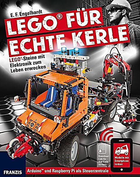 lego f r echte kerle buch portofrei bei bestellen. Black Bedroom Furniture Sets. Home Design Ideas
