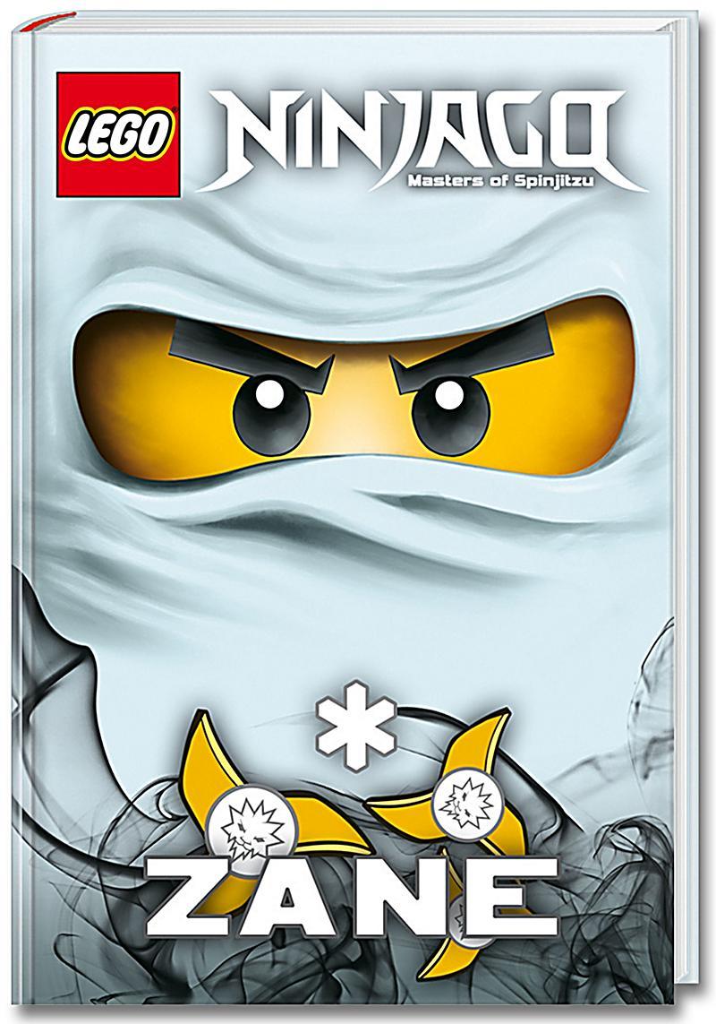 Lego ninjago band 3 zane buch bei online - Ninjago lego zane ...