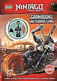 Garmadons Motorrad Gang