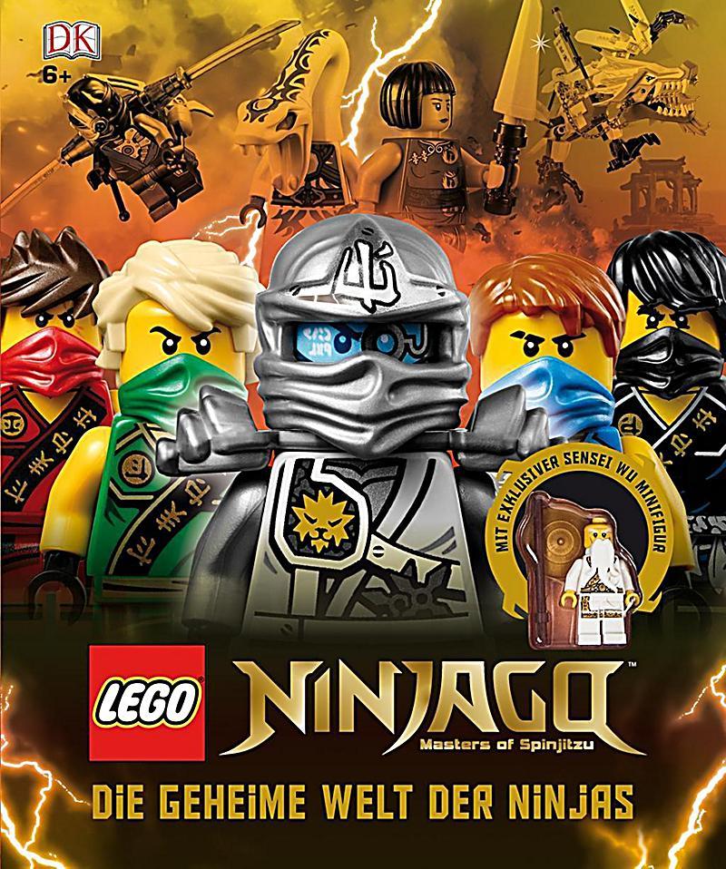 Lego ninjago masters of spinjitzu die geheime welt - Lego ninjago ninja ...