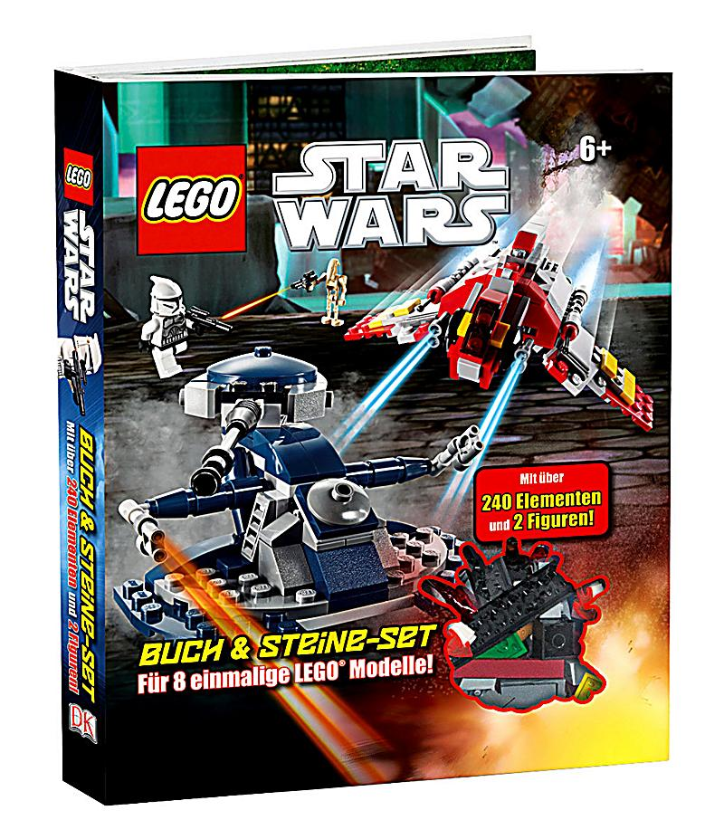 lego star wars buch steine set bestellen. Black Bedroom Furniture Sets. Home Design Ideas