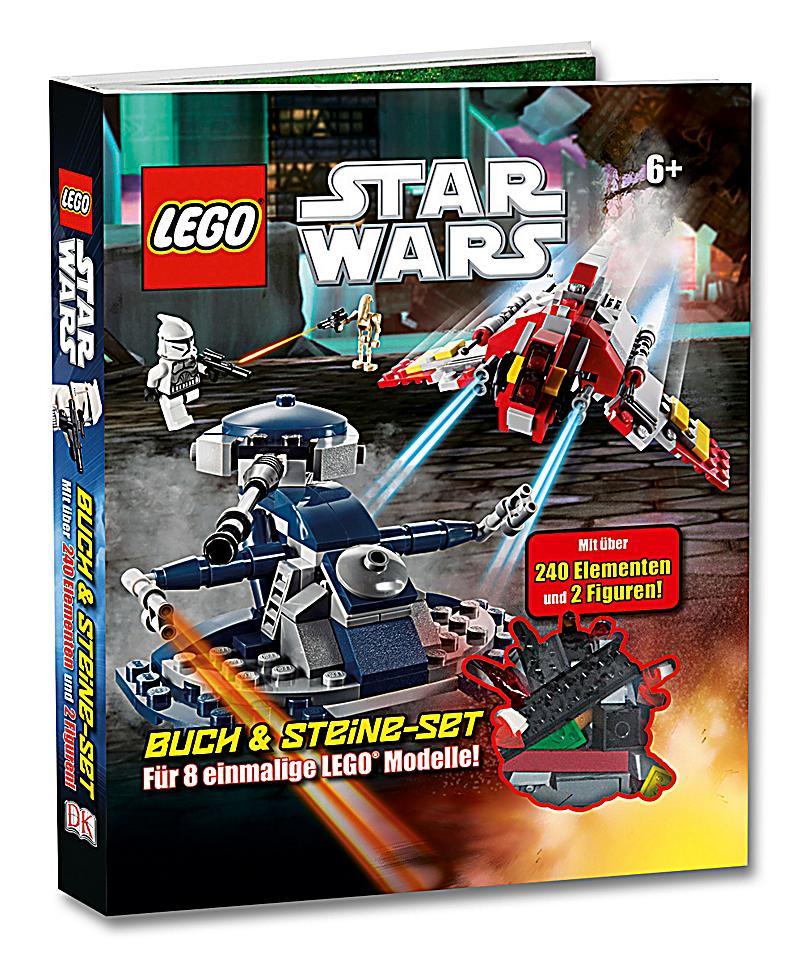 lego star wars buch steine set bestellen. Black Bedroom Furniture Sets. Home Design Ideas
