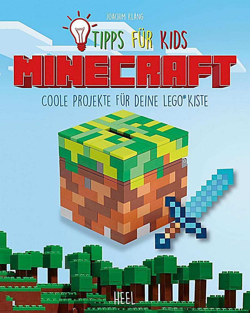 lego tipps f r kids minecraft buch bei bestellen. Black Bedroom Furniture Sets. Home Design Ideas