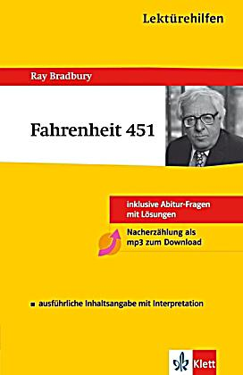 a review of ray bradburys fahrenheit 451 In 1953, ray bradbury envisioned one of the world's most unforgettable  dystopian futures, and in ray bradbury's fahrenheit 451, the artist tim.
