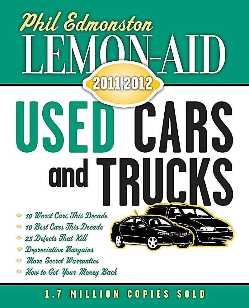 Lemon Aid Used Cars And Trucks Pdf