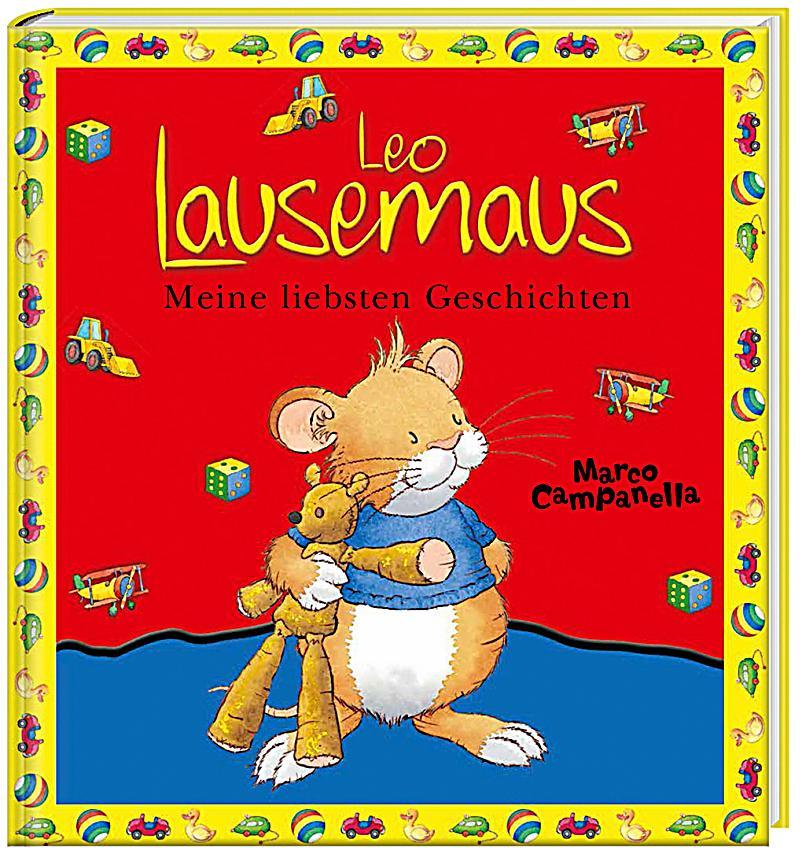 leo lausemaus - meine liebsten geschichten buch - weltbild.ch