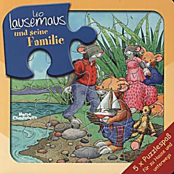 Leo Lausemaus und seine Familie