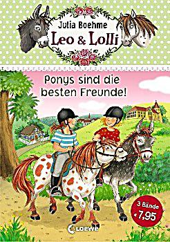 leo lolli ponys sind die besten freunde buch. Black Bedroom Furniture Sets. Home Design Ideas
