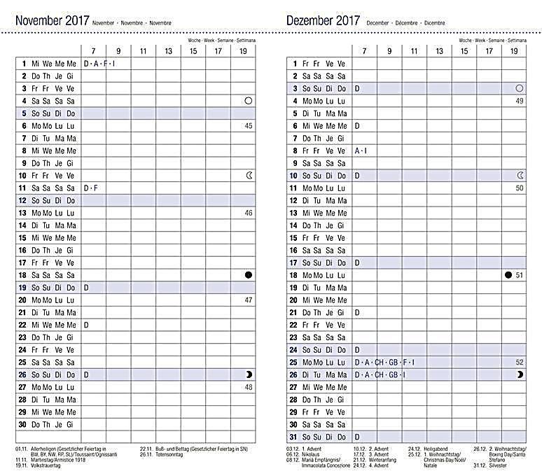 leporello schwarz kalender 2018 kalender bei weltbildde