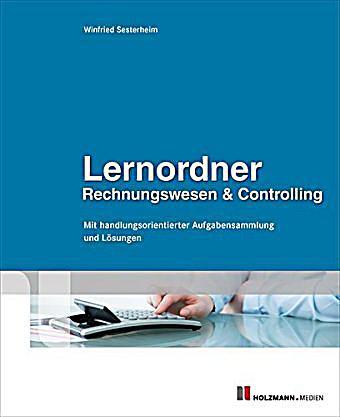 Lernordner Rechnungswesen Controlling Buch Portofrei Bestellen