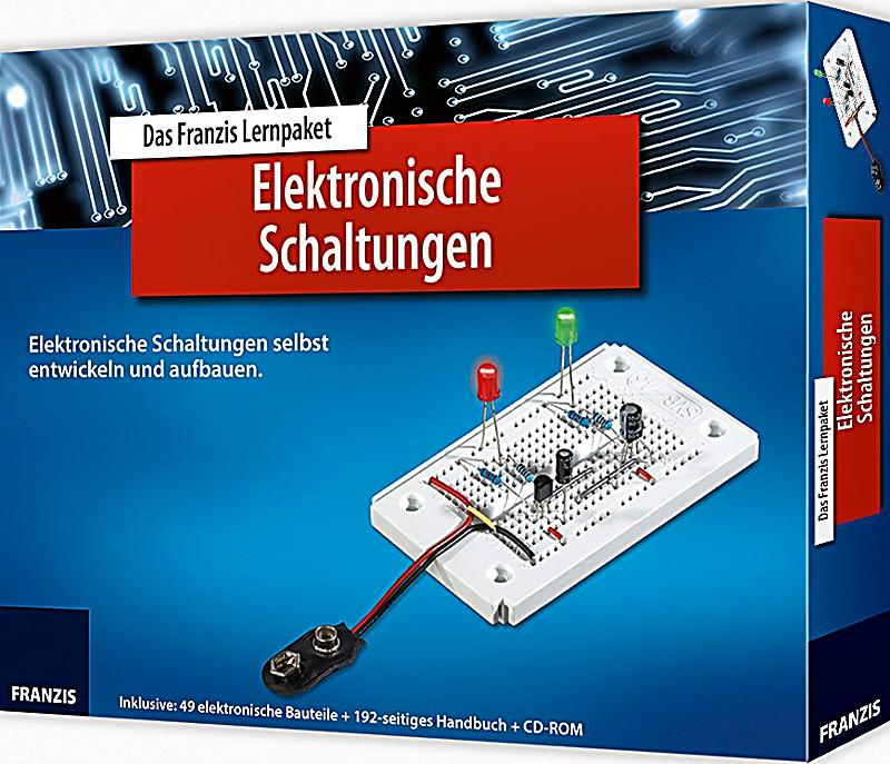 lernpaket elektronische schaltungen selbst entwickeln und aufbauen 1 cd rom 49 elektronische. Black Bedroom Furniture Sets. Home Design Ideas