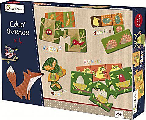 lernspiel 3 in 1 wald kinderspiel bestellen weltbildch