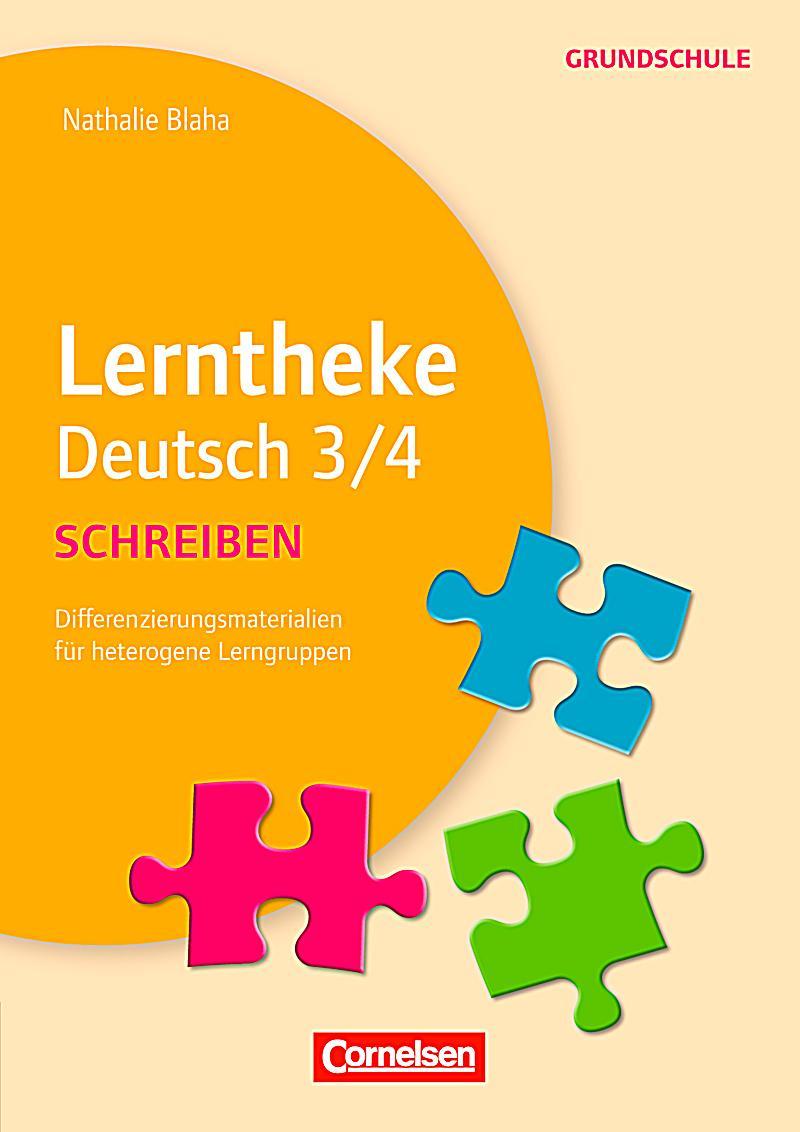 Lerntheke GS: Deutsch 3 4 Schreiben ebook : weltbild.de
