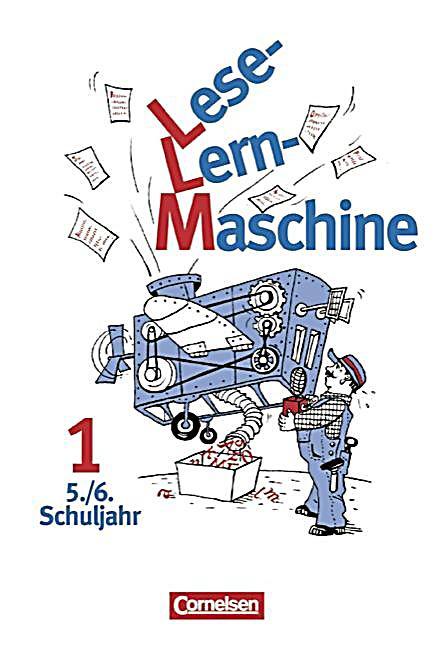 Lese lern maschine bd 1 5 6 schuljahr buch portofrei kaufen for Wolfgang pramper