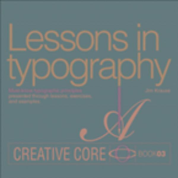 lessons in typography ebook jetzt bei weltbild de als download