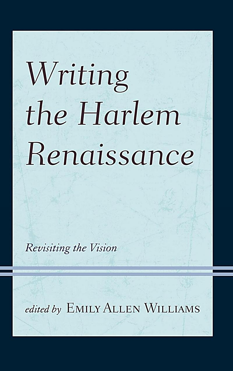 a short essay on the harlem renaissance The harlem renaissance  the harlem renaissance was a significant social and cultural  highlight a performer of their choosing in a short biographical essay.