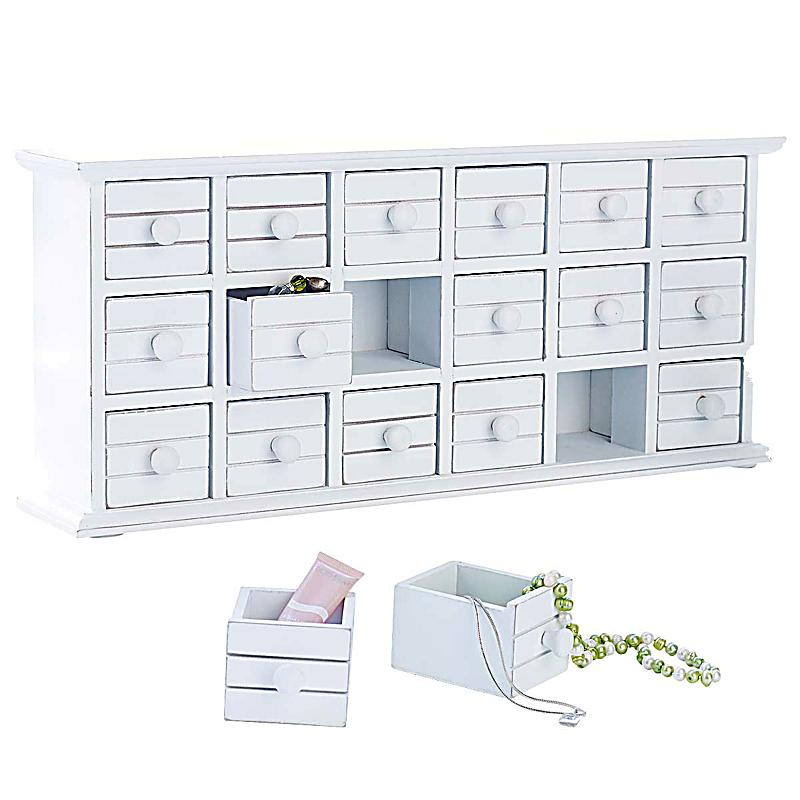 liamare apothekerschr nkchen lina farbe weiss. Black Bedroom Furniture Sets. Home Design Ideas