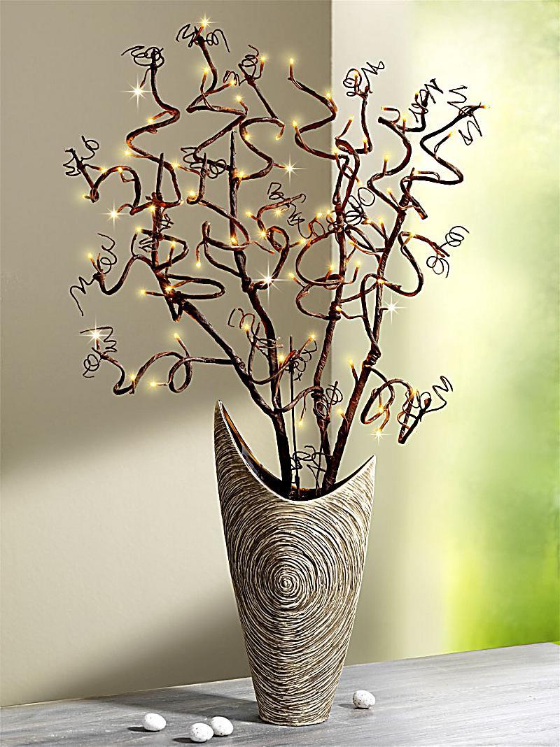 Lichterbaum korkenzieherhasel jetzt bei bestellen for Bilder deko