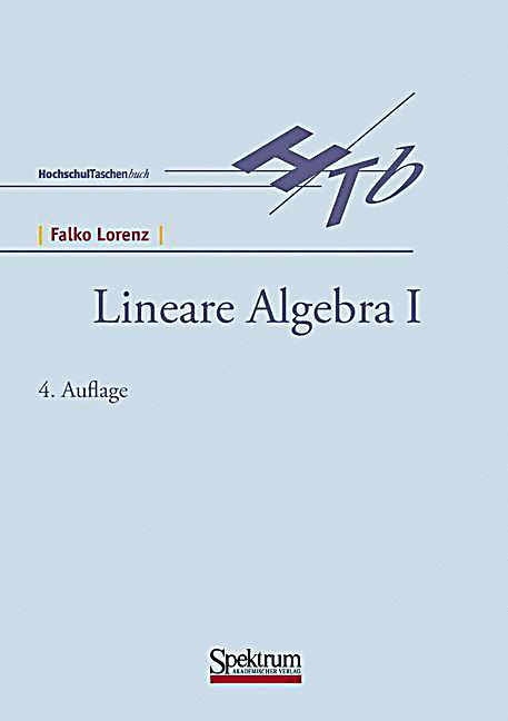 Lineare algebra 1 vorlesung online dating 4