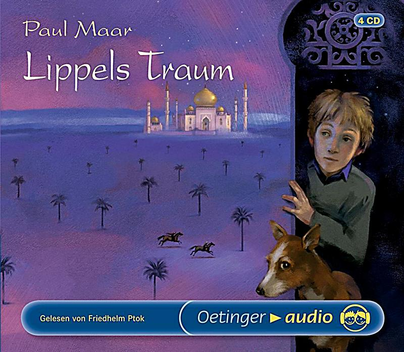 lippels traum 4 audio cds h rbuch von paul maar. Black Bedroom Furniture Sets. Home Design Ideas