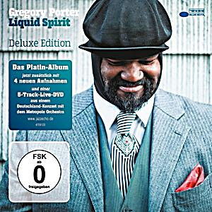 Liquid spirit deluxe edition cd dvd von gregory porter - Gregory porter liquid spirit album download ...