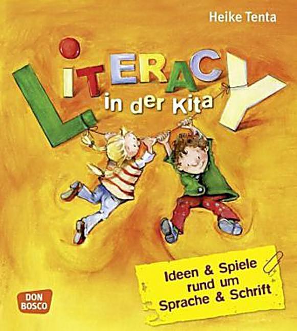 Literacy in der kita buch von heike tenta portofrei for Herbstbasteln in der kita
