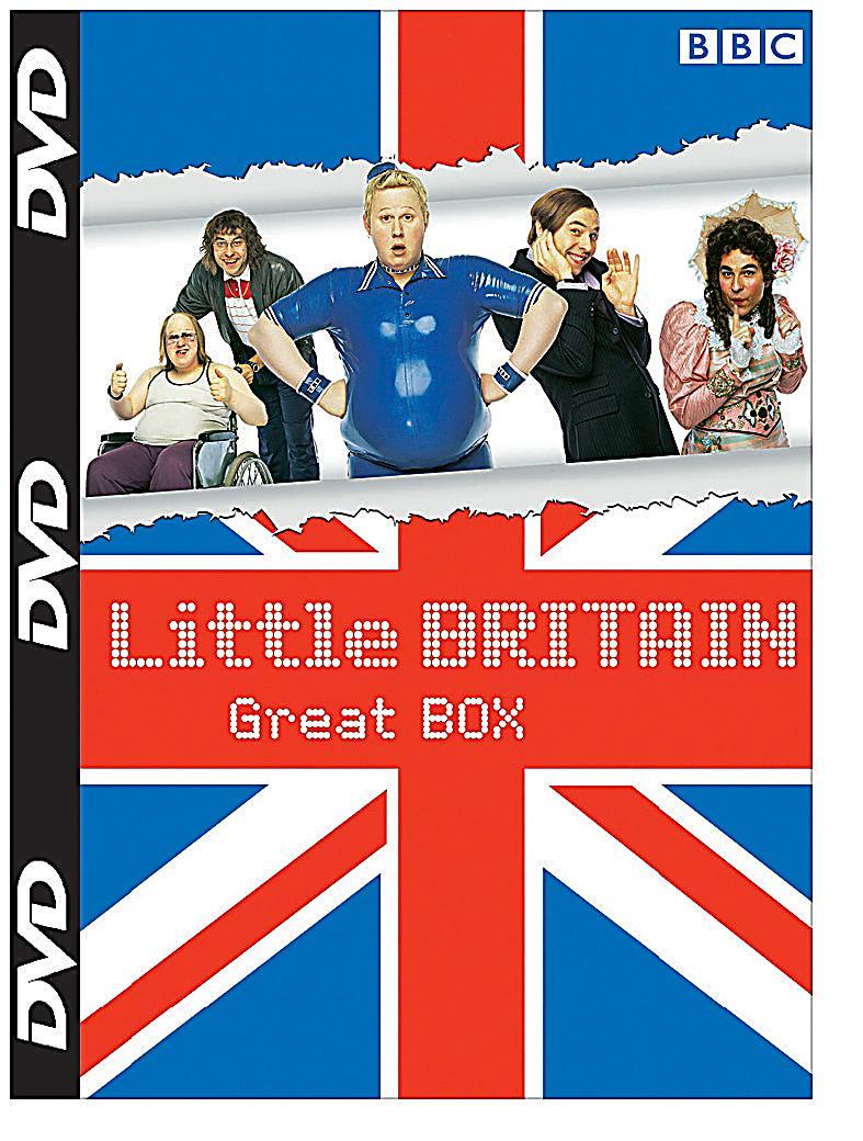 little britain staffel 1 folge 1